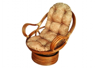 Swivel trojitý